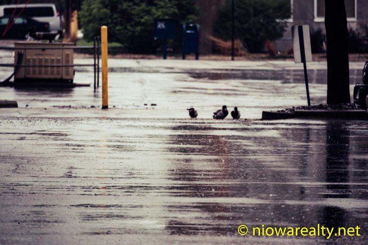 Ducking Under