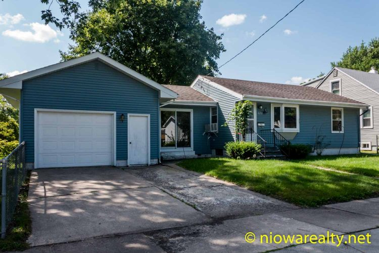628 N. Harrison Ave. – Mason City