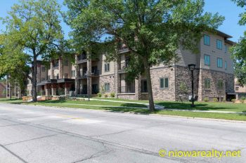 320 – 1st St. NE, Unit 203 Mason City