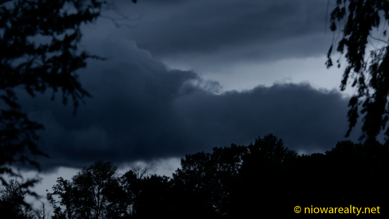 Cloud of Uncertainty