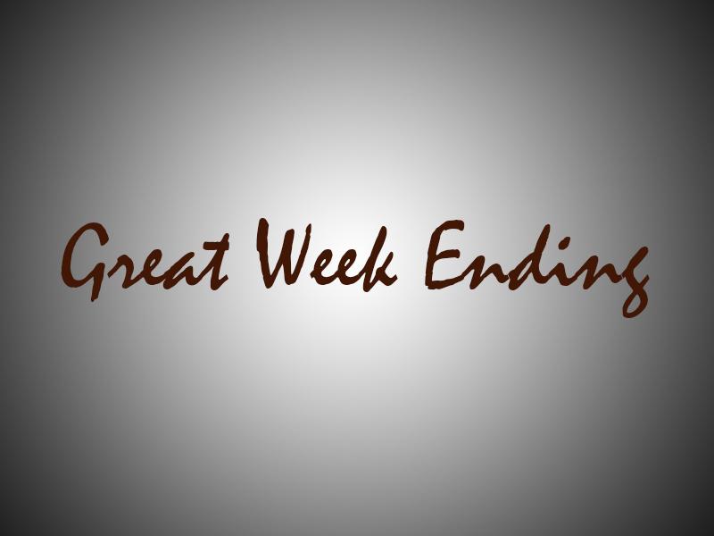 Great-Week-Ending