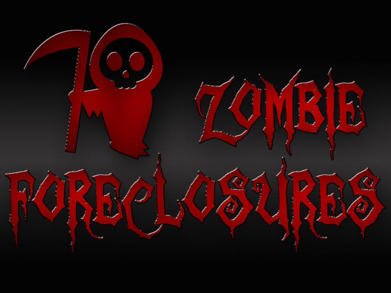 Zombie-Foreclosures