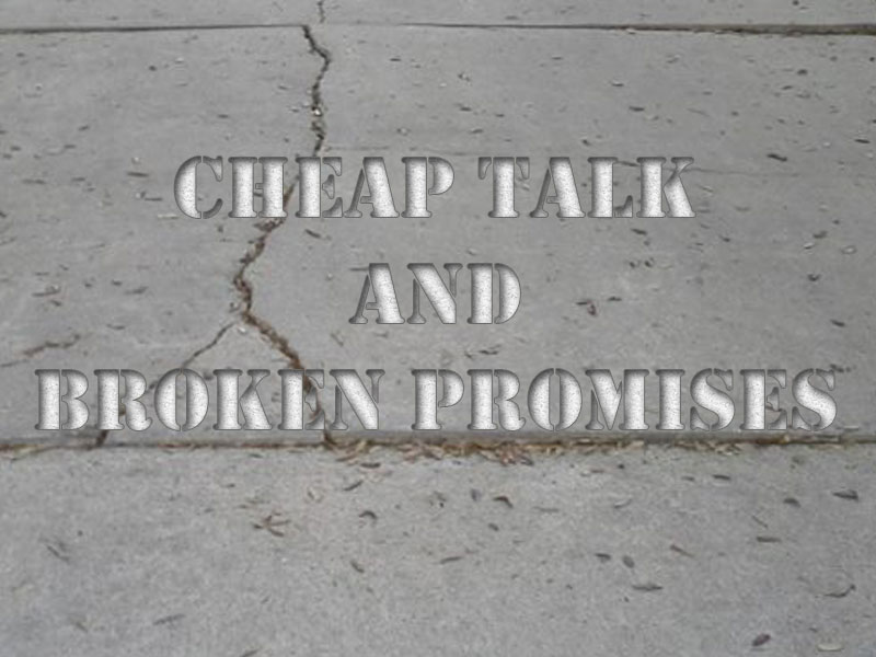 Cheap-Talk-and-Broken-Promises