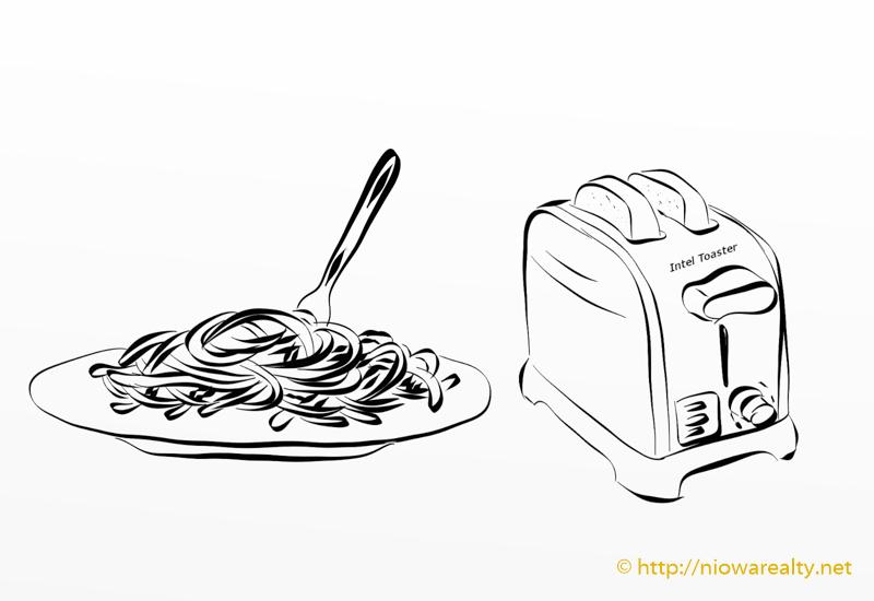 Spaghetti-Toaster