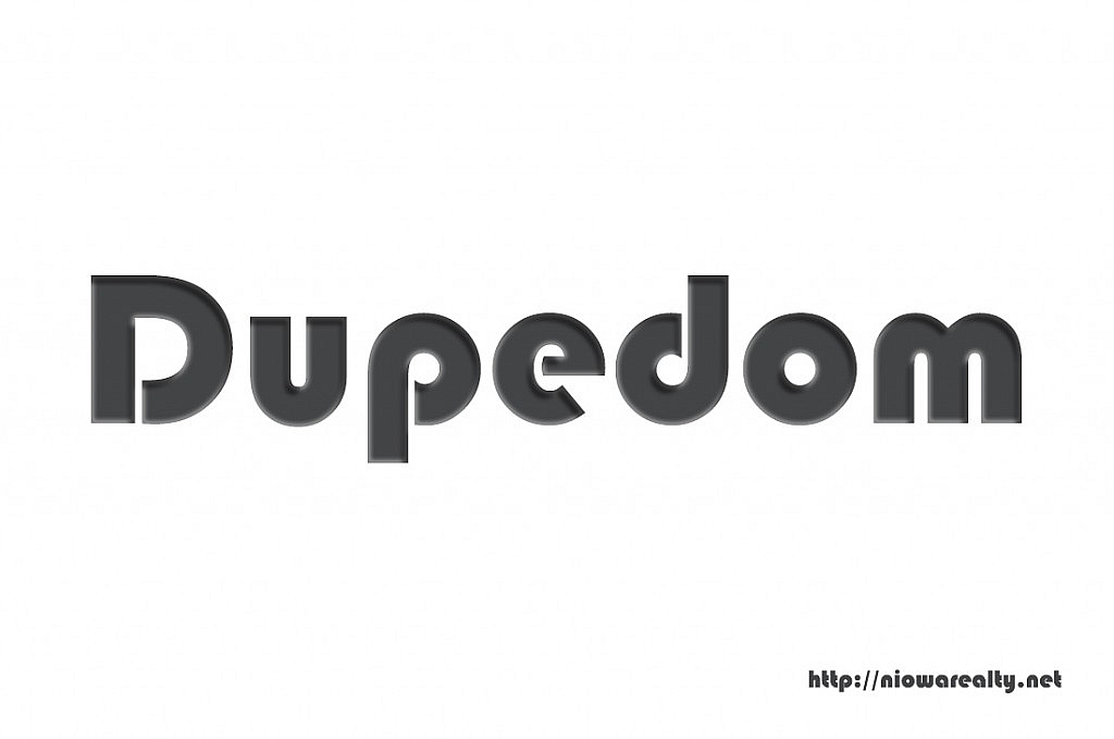 Dupedom