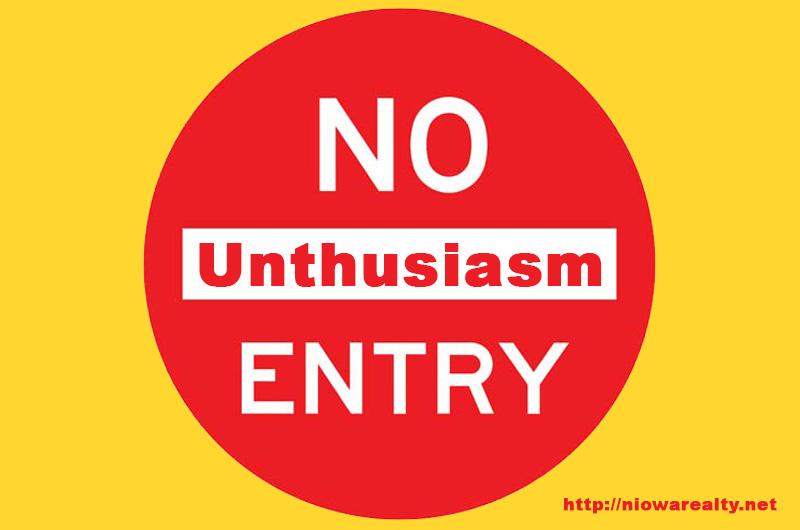 Unthusiasm