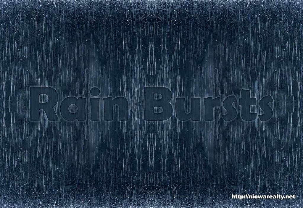 Rain-Bursts