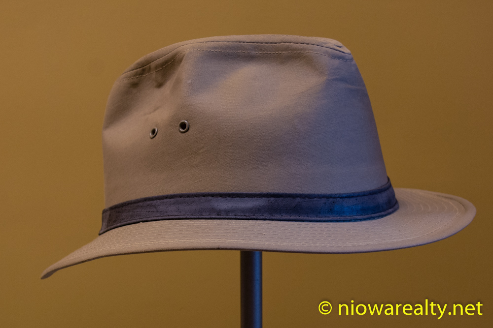 A Lost Hat