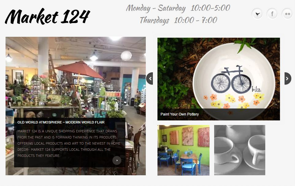 Market 124
